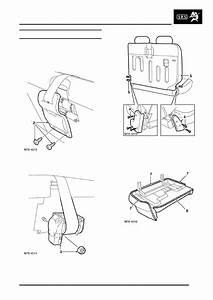Land Rover Workshop Manuals  U0026gt  Freelander Service Procedures  U0026gt  Restraint Systems  U0026gt  Repairs  U0026gt  Seat