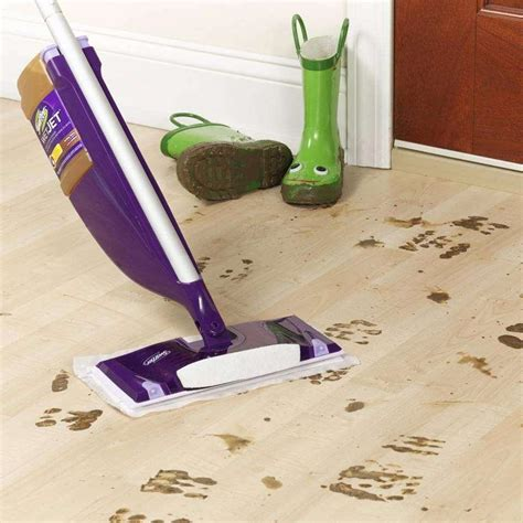 Swiffer Jet Pads For Wood Floors by New Swiffer Wetjet Spray Mop Floor Cleaner Starter Kit All