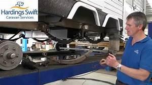 Tandem Suspension Conversion For Caravans