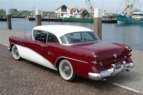 1954 Buick Century - Information and photos - MOMENTcar