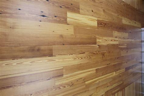 Reclaimed Longleaf Pine Flooring by Krantz Recovered Woods Select Reclaimed Longleaf Pine T