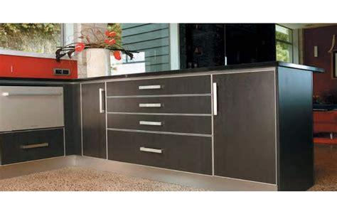 Plinth Panel (toe Kick) 100mm Brushed Stainless Steel Drawer Cupboard Pink Deep Make Trash Handles Drawers Hardware 10