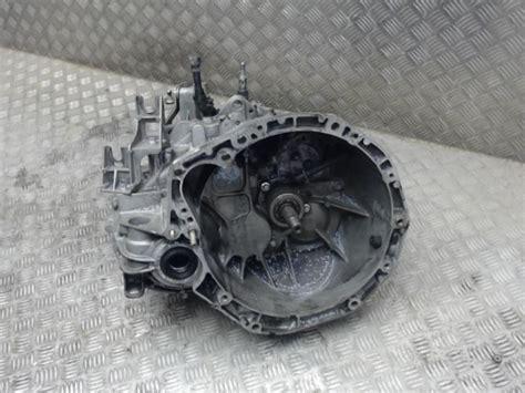 boite de vitesses renault scenic ii phase  diesel