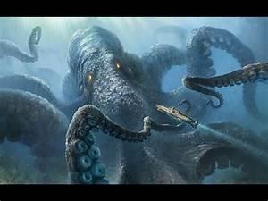 Encuentran Supuesto Kraken A Traves De Google Earth En La