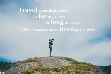 travel quotes  spark  wanderlust