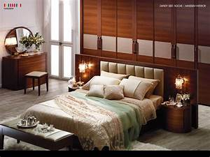Classical bedroom interior wallpapers and images ...