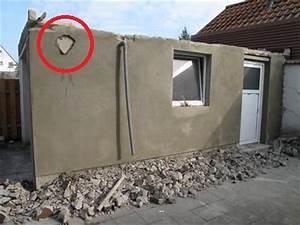 Außenwand Putz Ausbessern : projekt von der garage zur werkstatt putz an der au enwand iii diy ~ Bigdaddyawards.com Haus und Dekorationen