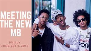 Meeting The New Mindless Behavior Experience Video