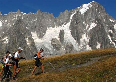 ultra trail du mont blanc race