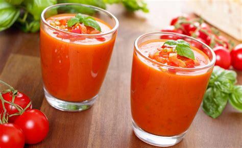 cuisine espagnole facile recette de gaspacho andalou