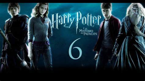Empieza a leer el libro harry potter y el misterio del príncipe online, de jk rowling. Harry Potter y el misterio del príncipe | Capitulo 6 - La ...