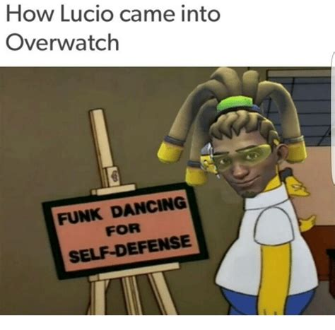 Lucio Memes - funny overwatch memes of 2017 on sizzle animals