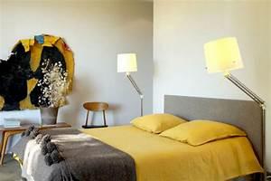Association De Couleur : associer couleur chambre et peinture facilement deco cool ~ Dallasstarsshop.com Idées de Décoration