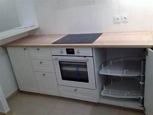 Meuble Bas Ikea Cuisine : cuisine ikea metod ~ Melissatoandfro.com Idées de Décoration