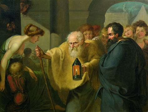 diogenes of sinope cynic me