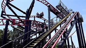 Pandemonium/Tony Hawk's Big Spin - offride - Six Flags ...