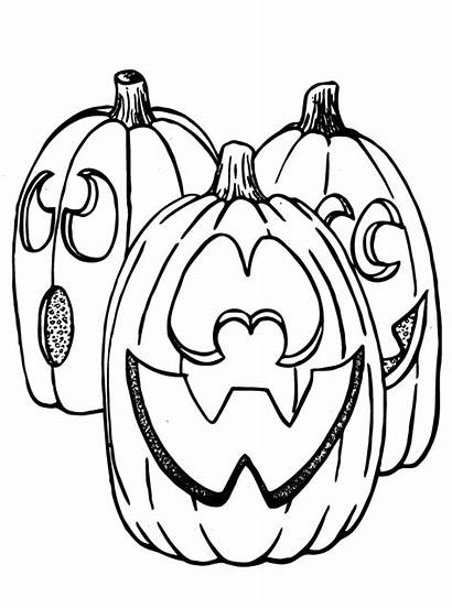 Halloween Fun Coloring Pages