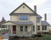 house color combinations new england colors | Harry Stearns