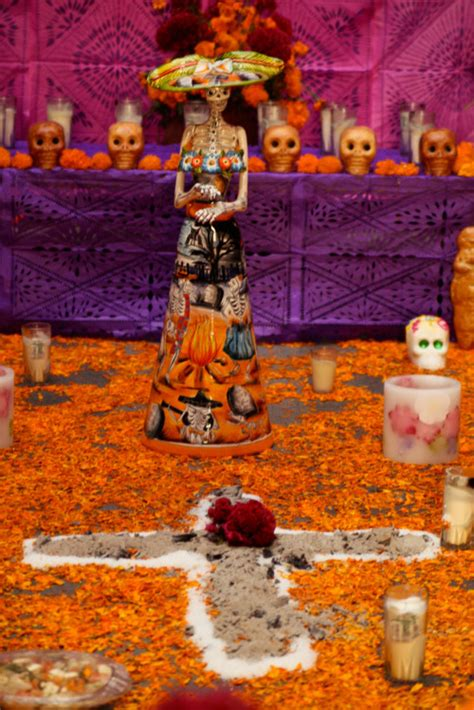 altar de muertos Tumblr