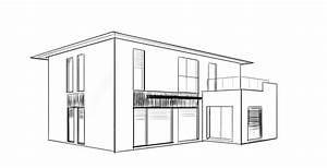 Haus Zeichnen 3d : h user zum zeichnen ~ Watch28wear.com Haus und Dekorationen