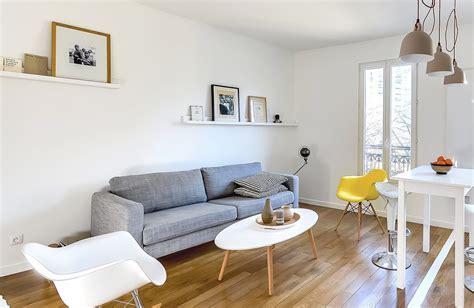 cuisine ouverte sur salon 30m2 déco appartement 30m2 exemples d 39 aménagements