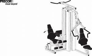 Precor Fitness Equipment S3 45 User Guide