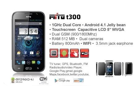 Mito A800 By Kent Store may 2013 rizky