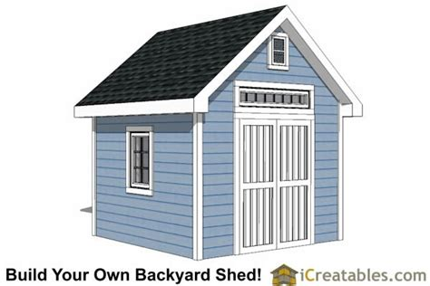 10x10 storage shed 10x10 shed plans storage sheds small barn designs