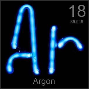 stories and facts about the element Argon in