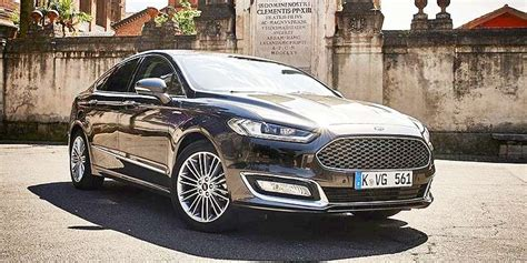 2019 Ford Mondeo Vignale 2019 ford mondeo vignale interior and exterior just car