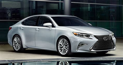 2019 Lexus Es 350 0-60, Colors, Release Date, Redesign