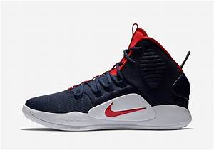 Nike Hyperdunk X USA AO7893-400 Release Info | SneakerNews.com  Hyperdunk