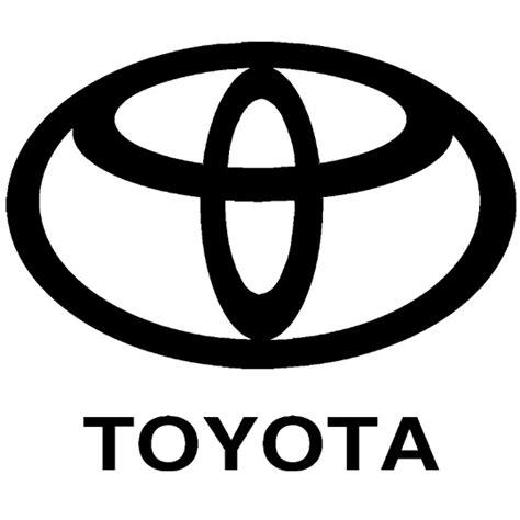 cool toyota logos white motors symbol