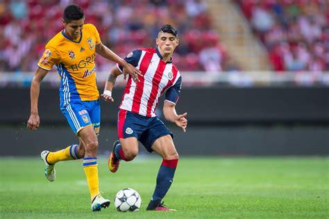 Tigres UANL vs Chivas Guadalajara En vivo Ver Futbol Liga ...