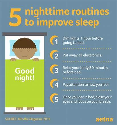 Sleep Help Ways Natural Bed Improve Routine