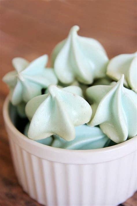 blue raspberry meringue kisses   bake  meringue