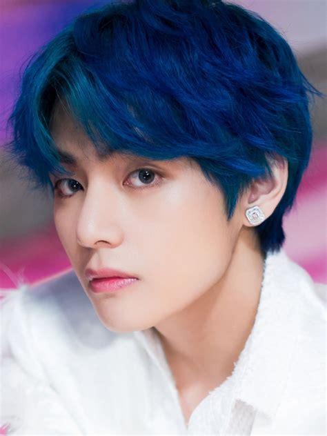 proof  bts   good   hair color bias