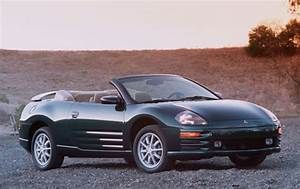 Used 2001 Mitsubishi Eclipse Spyder Convertible Pricing