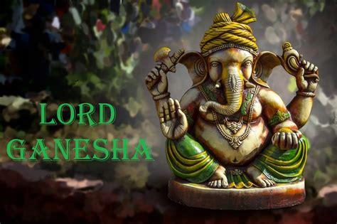 lord ganesha hd wallpaper ganpati hd images