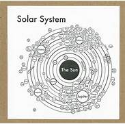 Black And White Solar System Tattoo  page 2  - Pics about space  Solar System Black And White Images
