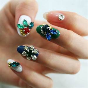 21 ideas of luxury nails to really dazzle flawlessend
