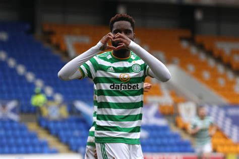 For Celtic interim boss John Kennedy, one up top might ...