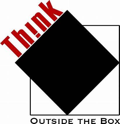 Think Box Outside Dallas Logos