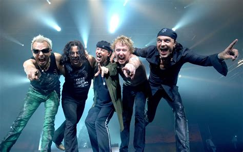 Widescreen Hd Wallpaper> Music > Scorpions Band Heavy Metal Hard Rock Band From Hannover, Germany High Definition Wallpaper