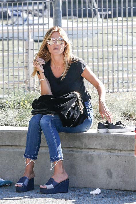 Heidi Klum Out About New York Hawtcelebs
