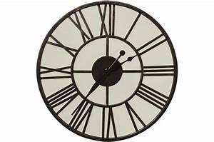 Horloge Murale Industrielle : horloge murale industrielle kare design d60cm clarence horloge design pas cher ~ Teatrodelosmanantiales.com Idées de Décoration