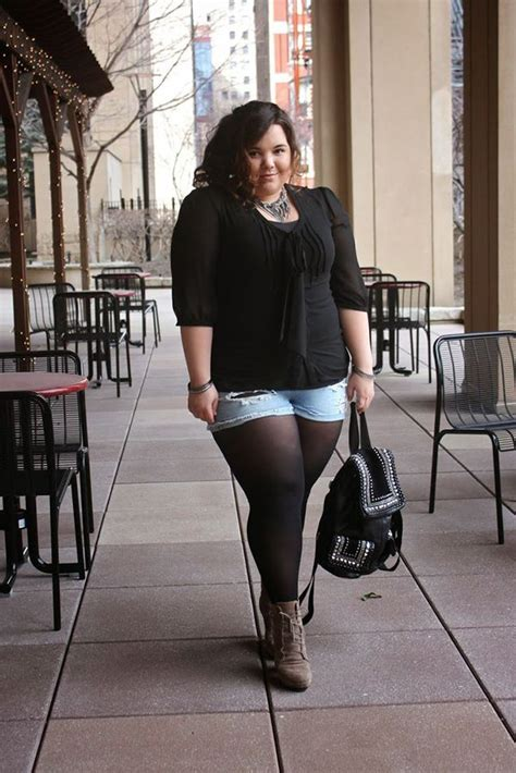 Plus size tights - Plus Size and Proud