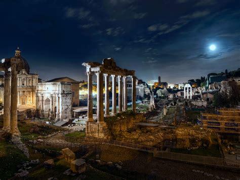 Roman Forum, Rome, Italy Wallpapers13com