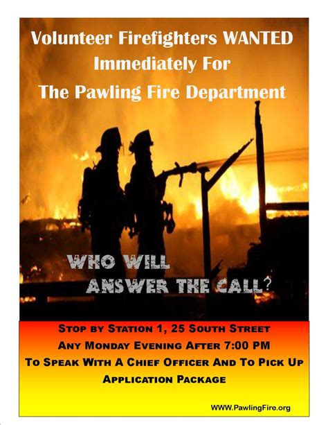 volunteer firefighter light laws pawling fire department serving the town of pawling