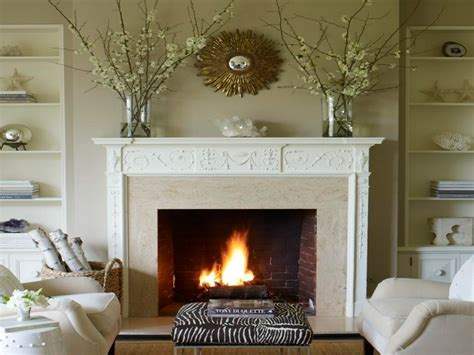 15 Large Fireplace Mantel Decorating Ideas Collections